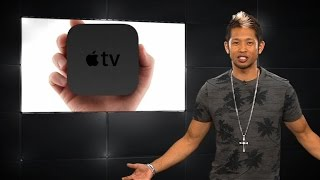 Don't expect the new Apple TV until 2015