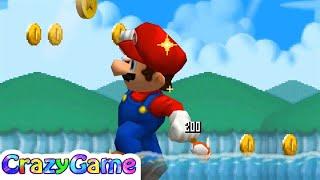 New Super Mario Bros 100% Walkthrough #3 (All Collectibles, Secret Exit, 4K 60fps)