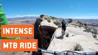 Cliffside Mountain Bike Ride | Gold Bar Rim