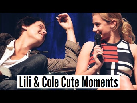 connectYoutube - Lili Reinhart & Cole Sprouse | Cute Moments (Part 4)
