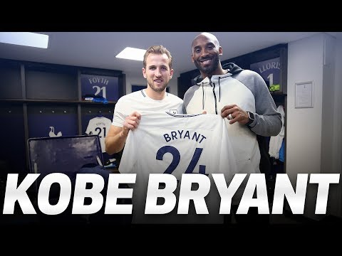 KOBE BRYANT SPEAKS TO SPURS TV