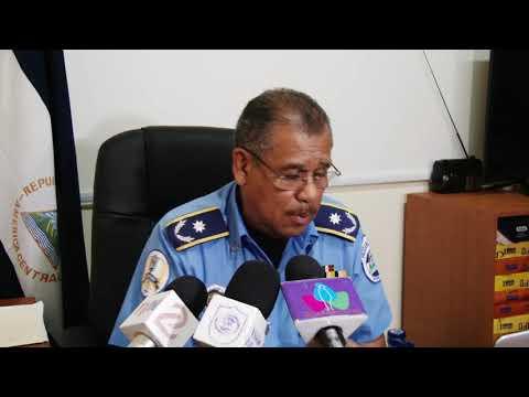 Conferencia caso homicidio Ticuantepe 11-06-2021