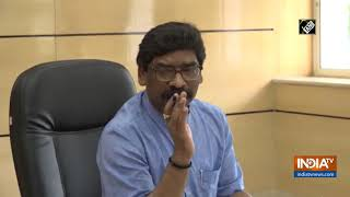 CM Soren raises objections to Electricity (Amendment) Bill - INDIATV