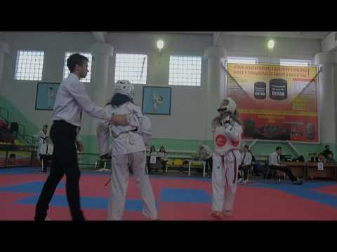 Конухина Полина 2 бой 2 раунд