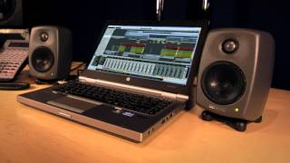 Genelec 8010 - Enjoy the small things in life