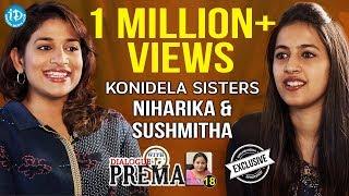 Konidela Sisters Sushmitha & Niharika Dialogue With Prema