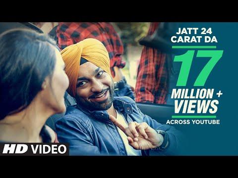 Jatt 24 Carat Da Lyrics - Harjit Harman