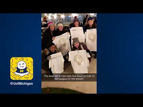 Snapchat Story: CSG illUMiNATIONS Global Showcase