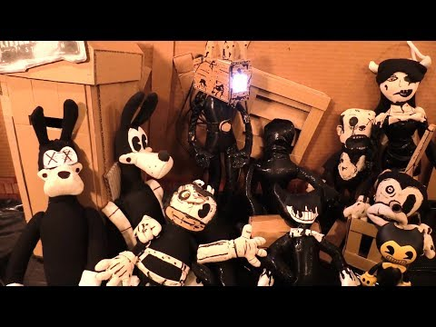 connectYoutube - Batim Chapter 3 Plush Collection