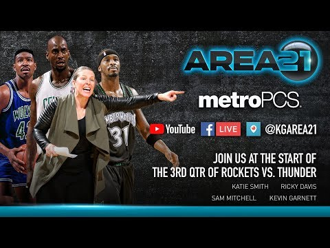 connectYoutube - KG Area 21 presented by Metro PCS