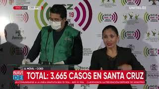 Santa Cruz llega a los 3.665 casos de coronavirus y amplía cuarentena hasta el 31 de mayo