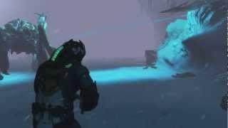 Dead Space 3  как пройти босса в 13 главе (баг)