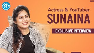 Ammoru & Oh Baby Fame Actress Sunaina Exclusive Interview | Dil Se With Anjali #218 | iDream Movies - IDREAMMOVIES