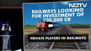 Private Trains Good or Bad for India? - NDTV