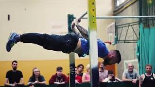 Bar Monkey 2017 Irelands National Calisthenics Competition