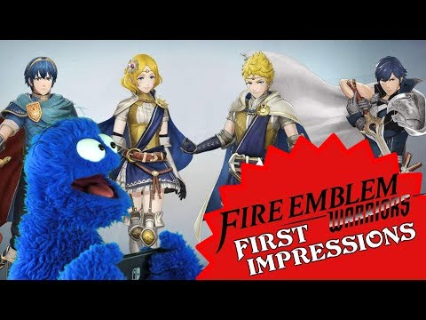 connectYoutube - Fire Emblem Warriors │ First Embpressions