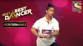 Adnan's Unique Performance Impresses The Judges | India's Best Dancer - SETINDIA