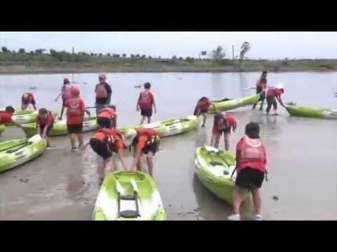 雲嘉南濱海國家風景區水域活動安全須知-獨木舟篇