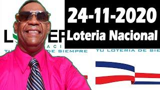 Resultados y Comentarios Loteria Nacional 24-11-2020 (CON JOSEPH TAVAREZ)