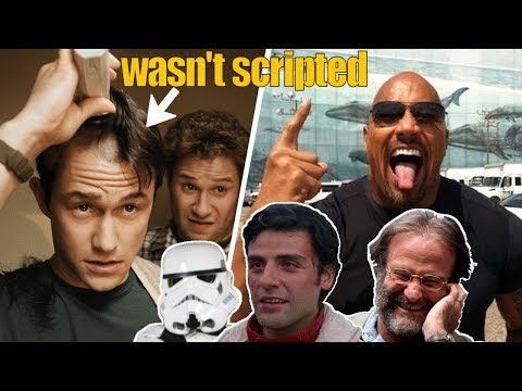 connectYoutube - Improvised Movie Jokes That Turned Out to be Hilariously Genius