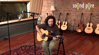 Collings CW - Dreadnaught Guitar Demo