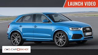 Audi Q3 Price (Check July offers), Images, Reviews, Mileage