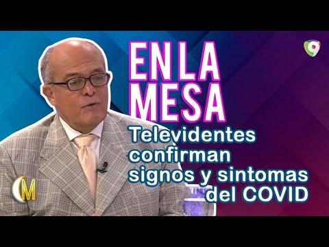 En la mesa: Televidentes confirman signos y síntomas de COVID Largo | Esta Noche Mariasela
