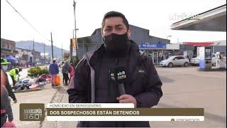 Detienen a segundo sospechoso de homicidio registrado en servicentro de Temuco| ARAUCANÍA 360°