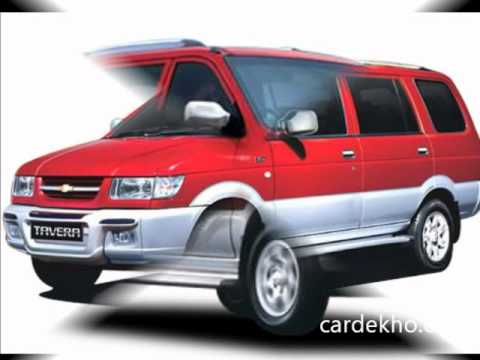 Chevrolet Tavera exteriors,interiors