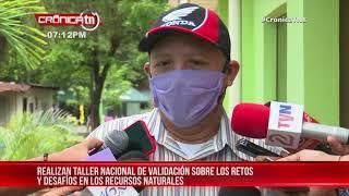 Nicaragua comparte experiencias sobre protección de Indio Maíz y Bosawás
