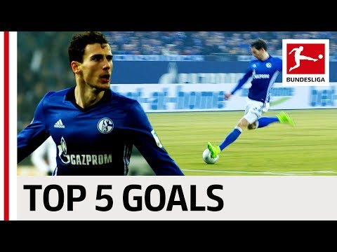 Leon Goretzka - Top 5 Goals