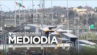 Noticias Telemundo Mediodía, 20 de diciembre 2019   Noticias Telemundo