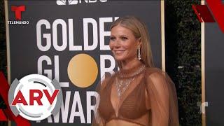 La actriz Gwyneth Paltrow vende velas con olor a sus partes íntimas   Al Rojo Vivo   Telemundo