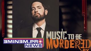 """Eminem – """"Music To Be Murdered By"""" Closing In On 1 Billion Sales in US"""