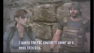 Resident Evil Revelations Walkthrough Part 1 Let's Play