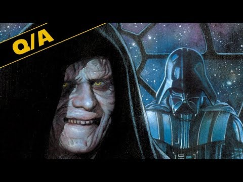 What was the Emperor's Plan for Darth Vader - Star Wars Explained Weekly Q&A