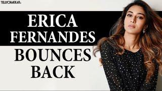 Erica Fernandes makes a comeback | Checkout complete details here | TellyChakkar - TELLYCHAKKAR