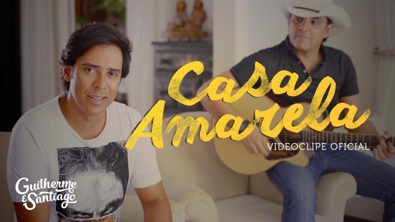 A Casa Amarela - Guilherme e Santiago