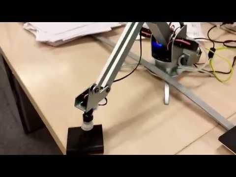 uArm Metal Destacking Operation (CreatorStudio)