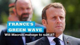 France's green wave: Will Macron manage to surf it