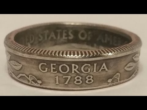 How To Make A Coin Ring Without A Mandrel