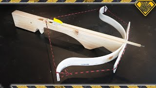 How to Make a PVC Crossbow (Pt. 1/2)