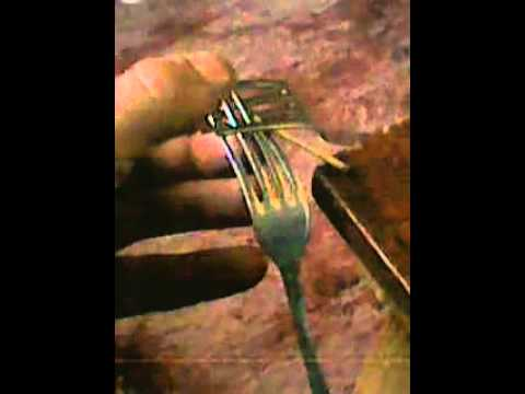 Video: Focus with a fork and a match - Scientific fact or focus?
