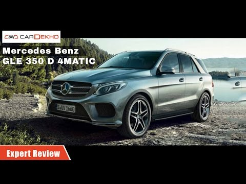 Mercedes-Benz GLE 350d 4MATIC | Expert Review | CarDekho.com