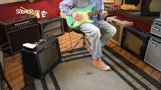 """Fender Custom Shop Wildwood """"10"""" '61 Strat #R61554 - Used -Quick 'n' Dirty"""