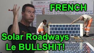 EEVblog #850 - French Wattway Solar Roadways BULLSHIT!