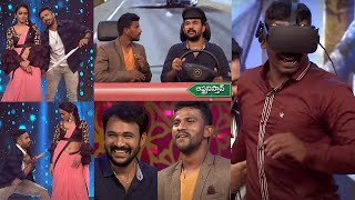 Nuvu Ready Nenu Ready Latest Promo - 3rd December 2020 - Ravi,Vindhya  - Husband's Vs Wife's - MALLEMALATV