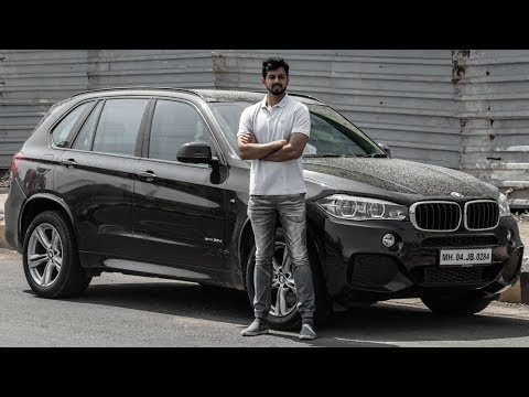 BMW X5 Review (Part 1) - Why It Costs Rs. 1 Crore | Faisal Khan