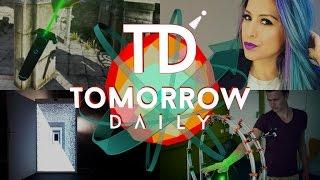 Tomorrow Daily - Paola 'PancakePow' Alejandra talks eSports, cosplay and galaxy hair, Ep. 314