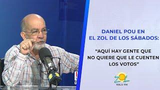 Daniel Pou, en el Zol de los sábados: